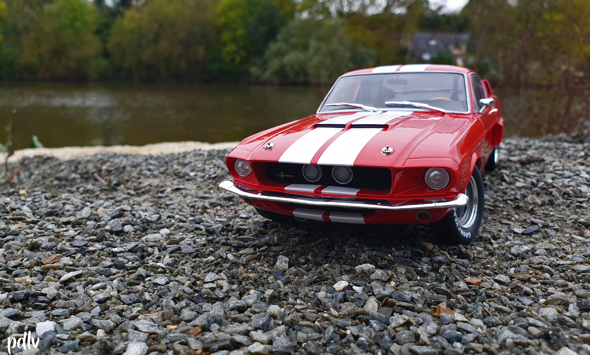 Shelby GT500 Solido S1802902 cadeau