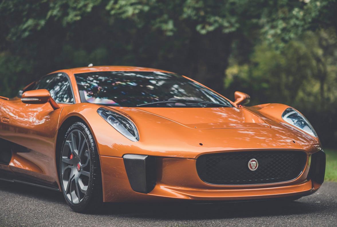 jaguar-c-x75-puissance