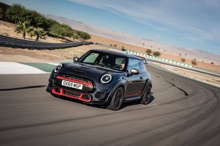 mini-john-cooper-works-gp-f56-performances