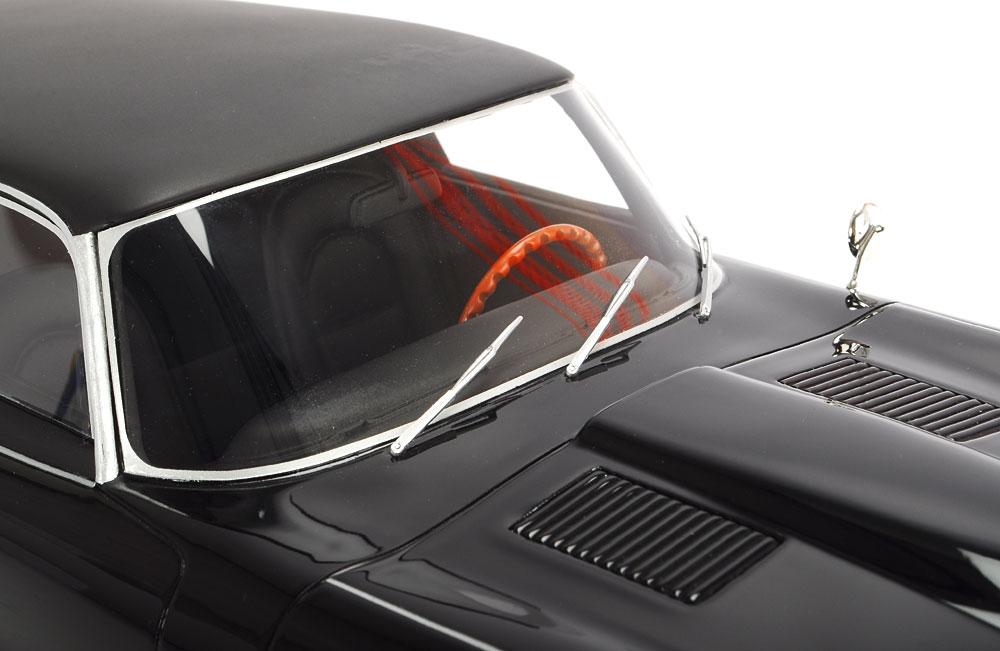 Jaguar Type E corbillard Schuco