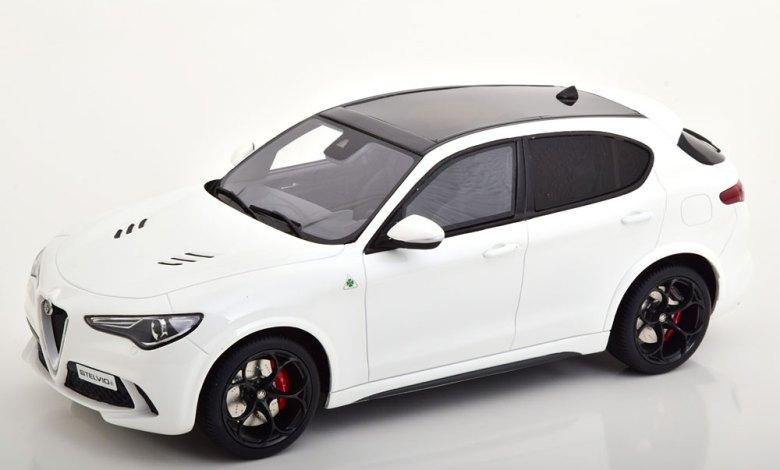 Alfa Romeo Stelvio QV - OttOmobile (OT830)