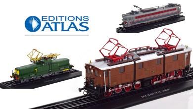 Photo de 1/87 : Modelissimo écoule les locomotives Atlas à 9,95 €