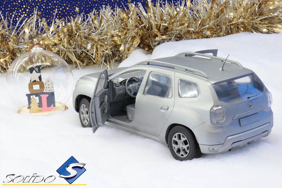 Dacia Duster Solido 1/18