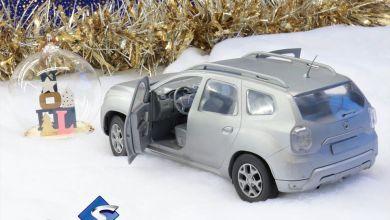 Photo of 1/18 : Première image du Dacia Duster Solido