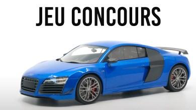 Photo of Jeu concours : remportez une Audi R8 LMX DNA 1/18