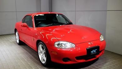 Photo of Une rarissime Mazda MX-5 NB coupé est à vendre