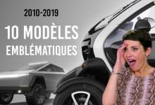 Photo of 2010 – 2019 en 10 modèles marquants
