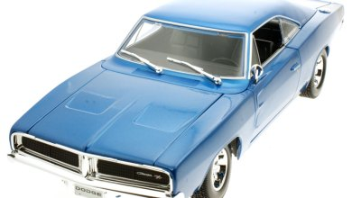Photo of 1/18 : La Dodge Charger R/T de Maisto à 23,99 €