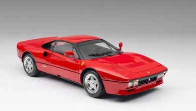 Photo of 1/8 : Une Ferrari 288 GTO plus vraie que nature
