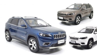 Photo of 1/18 : Le Jeep Cherokee 2019 débarque chez Paudi