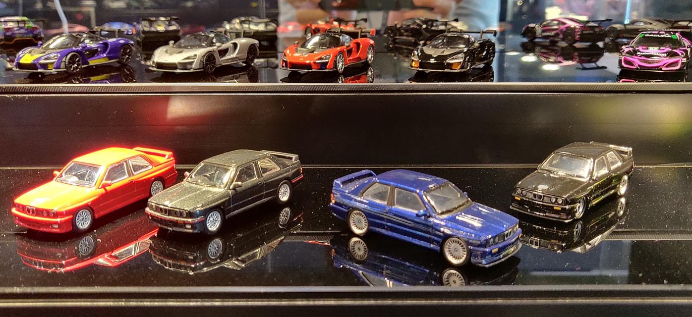 Mini GT BMW M3 E30 1/64