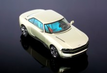 Photo of 1/43 : La Peugeot e-Legend concept arrive chez VOXxi9
