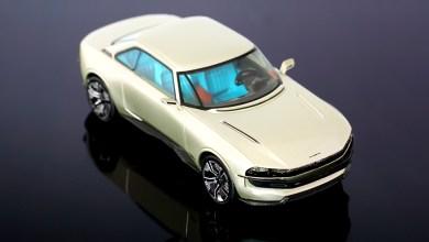 Photo de 1/43 : La Peugeot e-Legend concept arrive chez VOXxi9