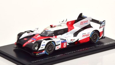 Photo of 1/43 : La Toyota TS050 Hybrid Spark pour 9,95 €