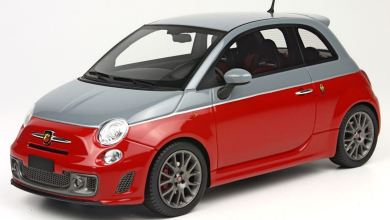 Photo of 1/18 : L'Abarth 595 BBR Models à moins de 200 €