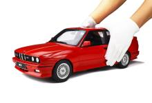 Photo of 1/8 : Qui veut une miniature géante de la BMW M3 E30 ?