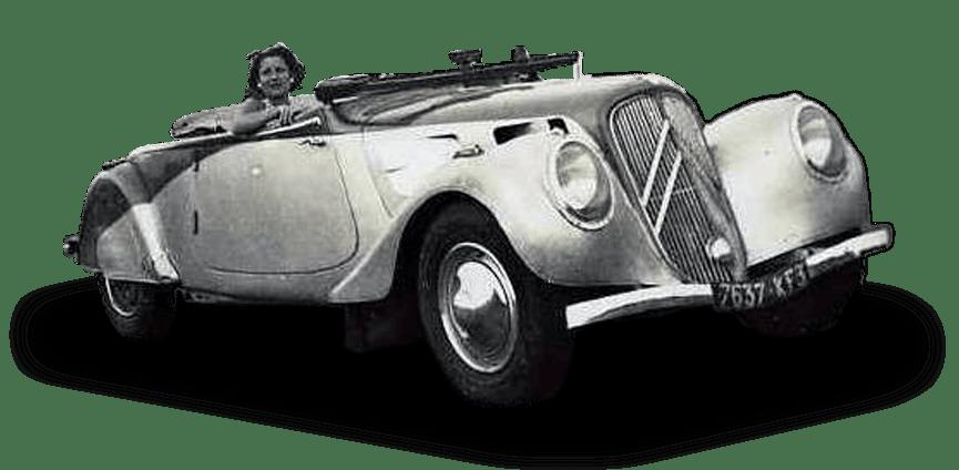 Citroën Traction Schwab