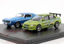 Photo of 1/43 : Un joli duo 2 Fast and 2 Furious pour 24,95 €