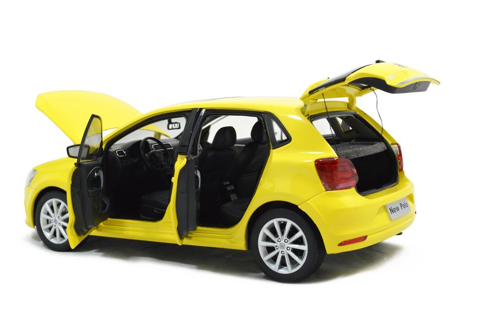 Volkswagen Polo 6R Paudi 1/18 (2338Y) ouvrants