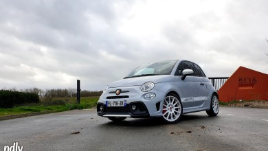 Photo of Abarth 595 EsseEsse : ça gueule plus que ça n'avance ?