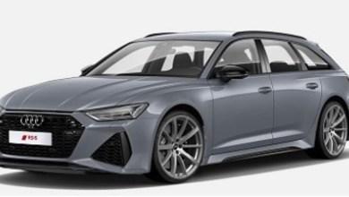 Photo of 1/18 : L'Audi RS 6 (C8) bientôt en miniature