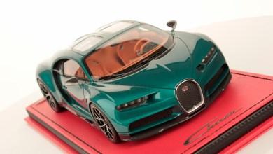 Photo de 1/18 : Cette Bugatti Chiron MR Collection va vous faire craquer
