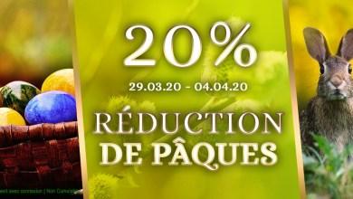Photo of Modelcarworld : 20% de remise sur tout le site pour Pâques