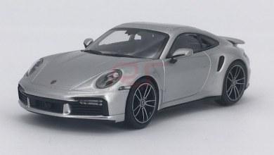 Photo of 1/43 : La Porsche 911 (992) Turbo S arrive chez Minichamps