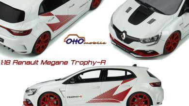 Photo of 1/18 : OttOmobile prépare la Renault Megane 4 RS Trophy-R