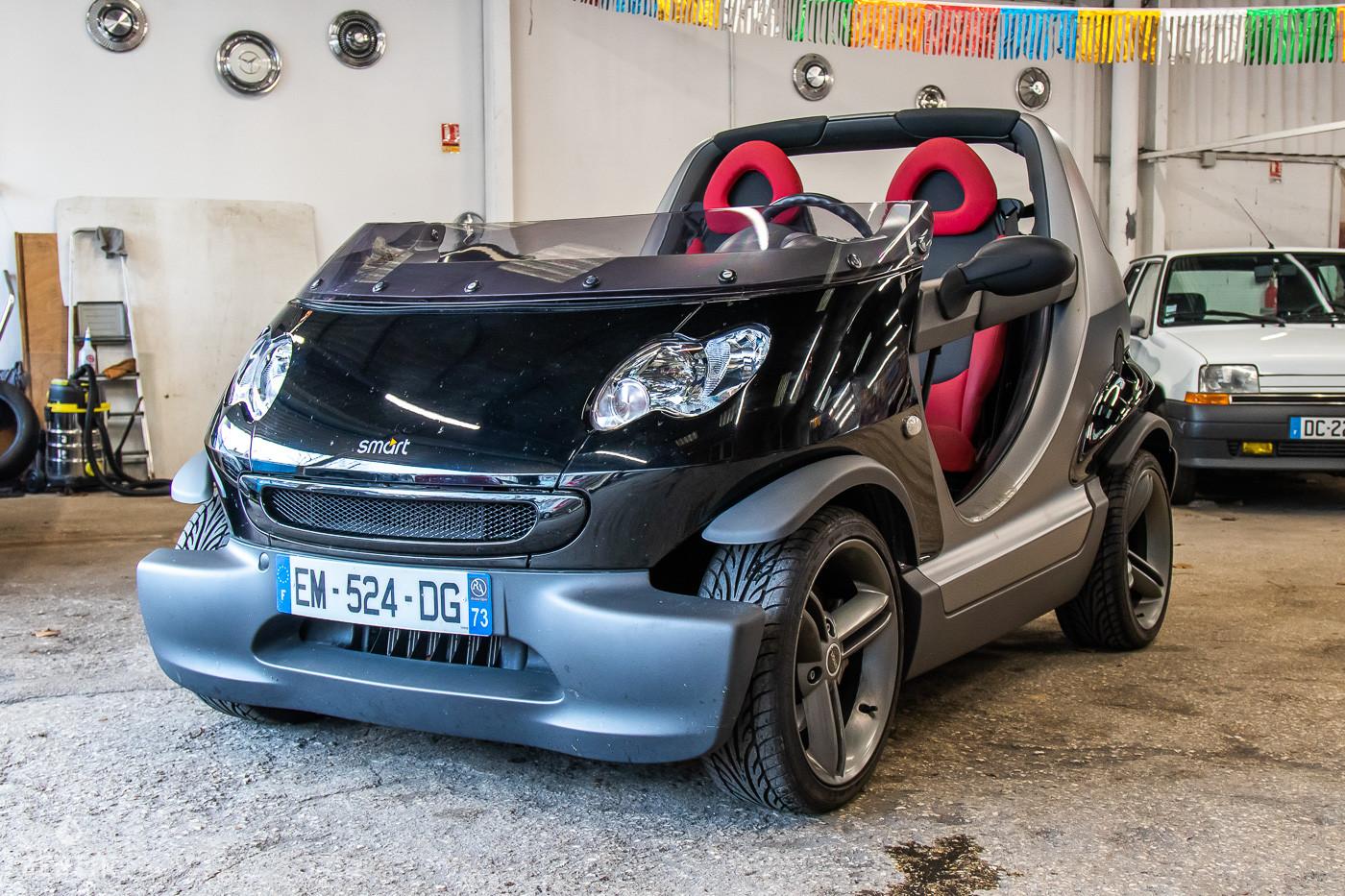 Smart Crossblade à vendre sur Benzin