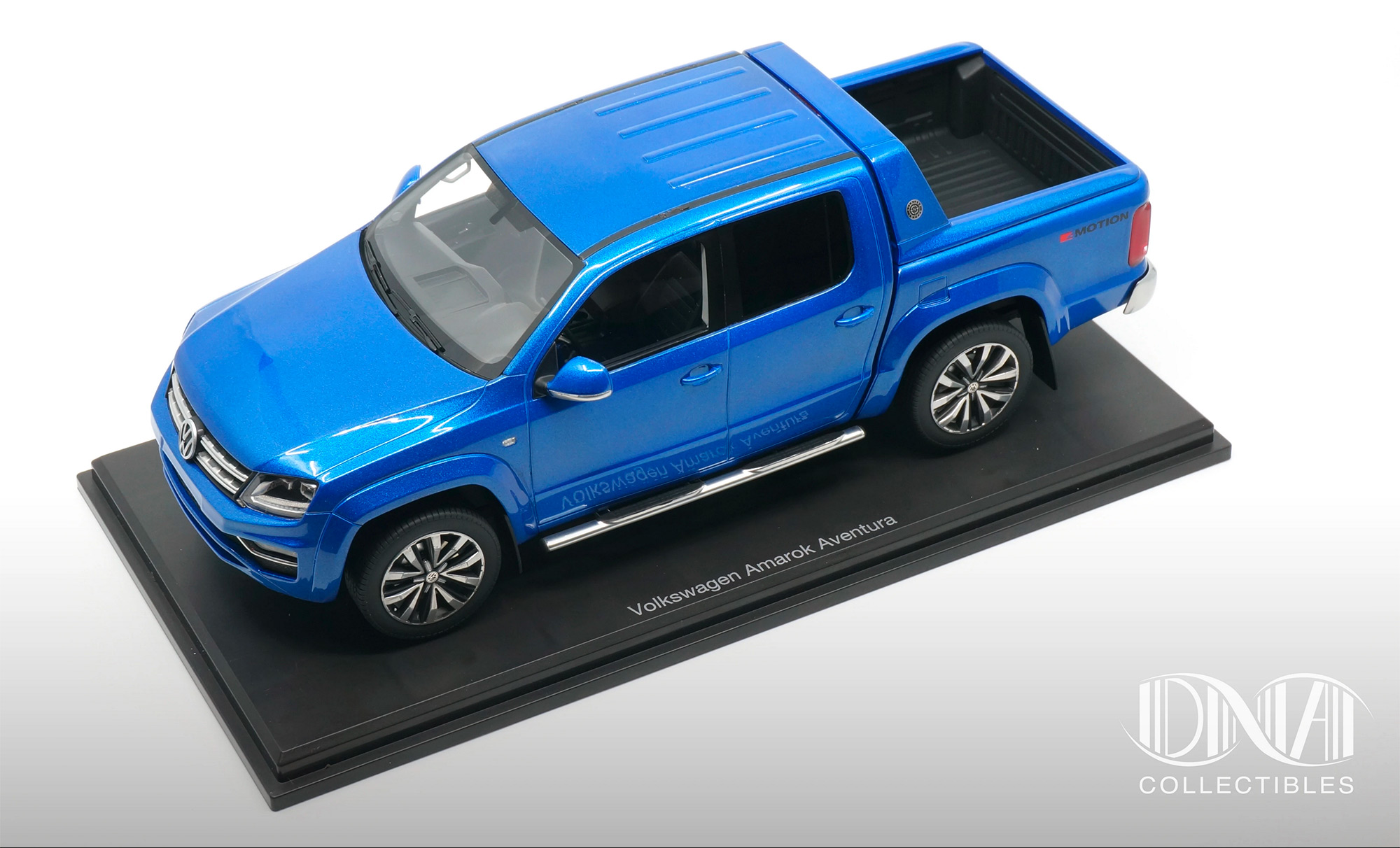 Volkswagen Amarok DNA Collectibles socle