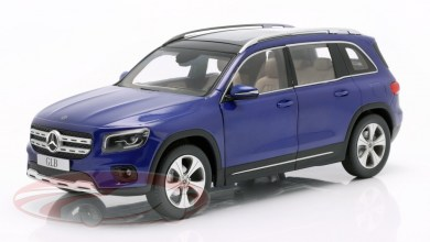 Photo de 1/18 : Z Models sort le Mercedes GLB