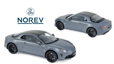 Photo of 1/18 : L'Alpine A110S de Norev est imminente