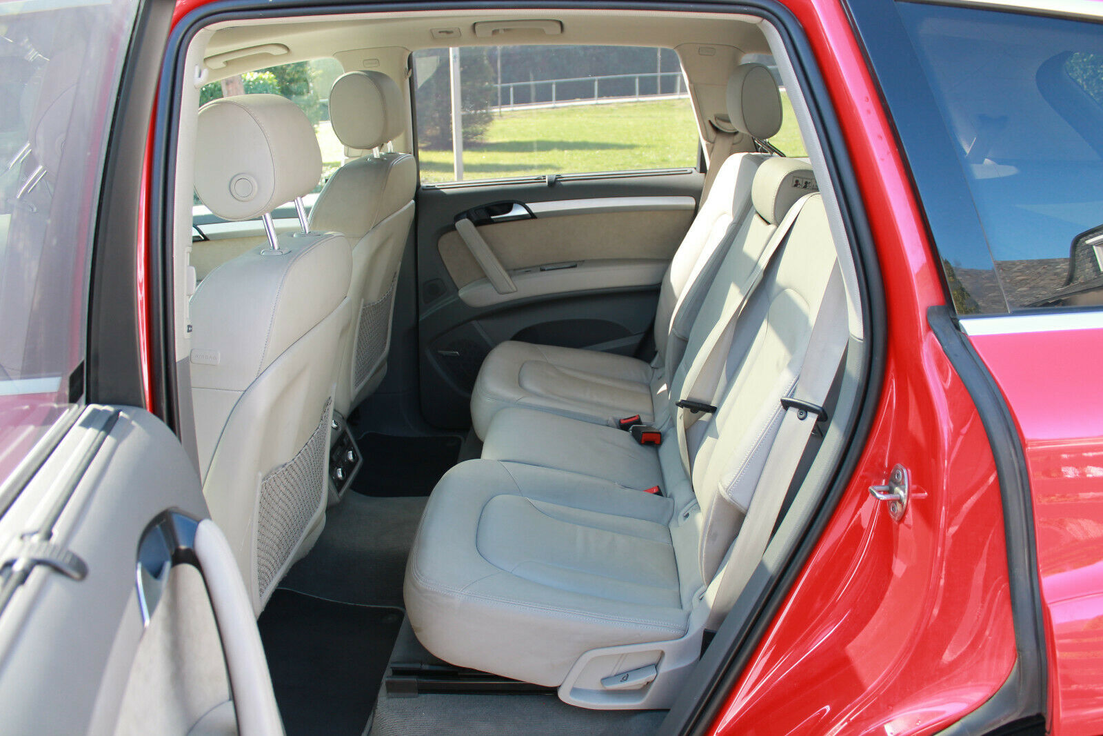 Audi Q7 V12 TDI arrière