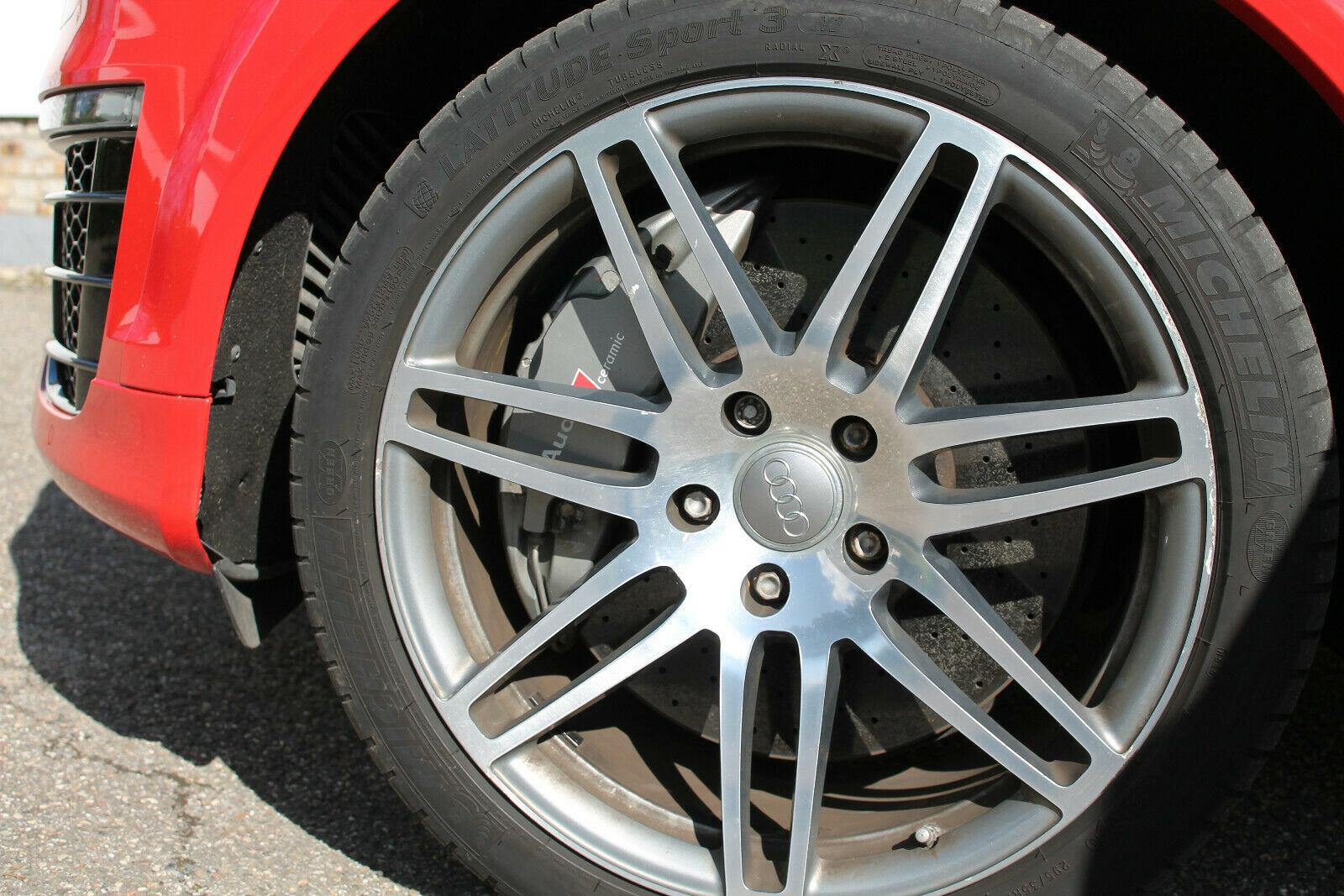 Audi Q7 V12 TDI jantes