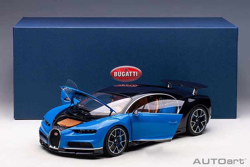 1/12 Bugatti Chiron AUTOart