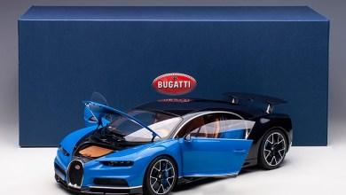 Photo de 1/12 : La Bugatti Chiron AUTOart arrive sous peu