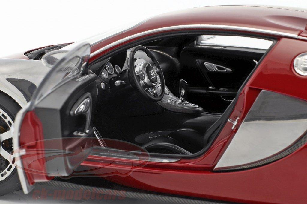 1/18 Bugatti Veyron AUTOart 70957