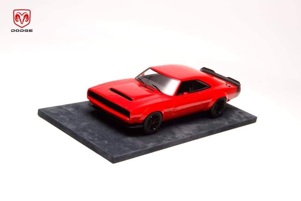 1/18 Dodge Charger Sema Show Engup