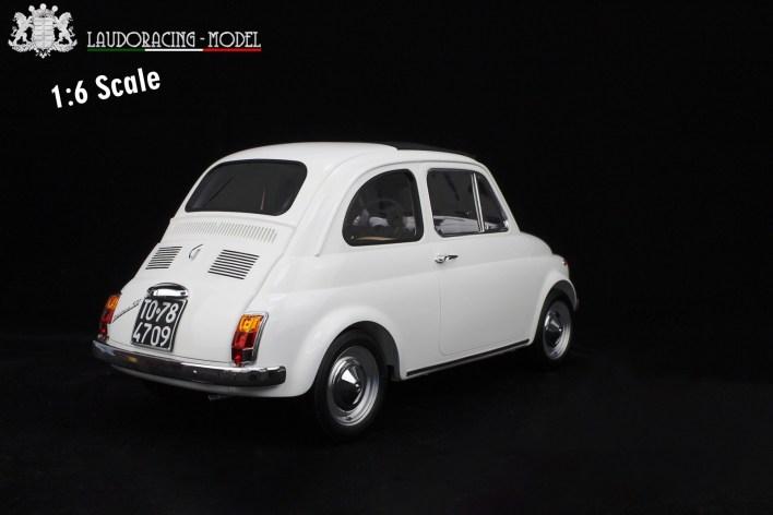 1/6 Fiat 500 F LaudoRacing