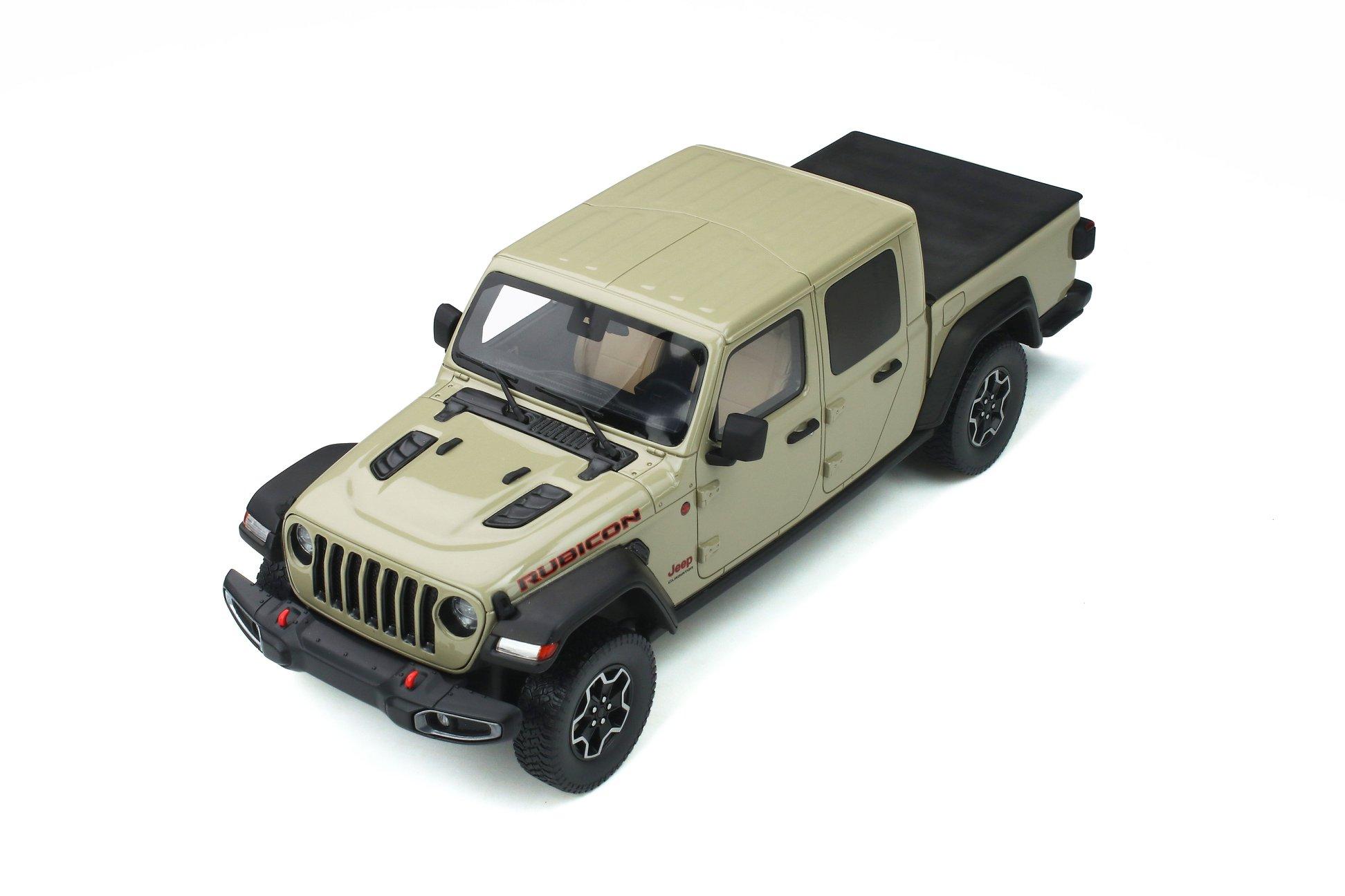 1/18 Jeep Gladiator Rubicon GT Spirit nouveauté
