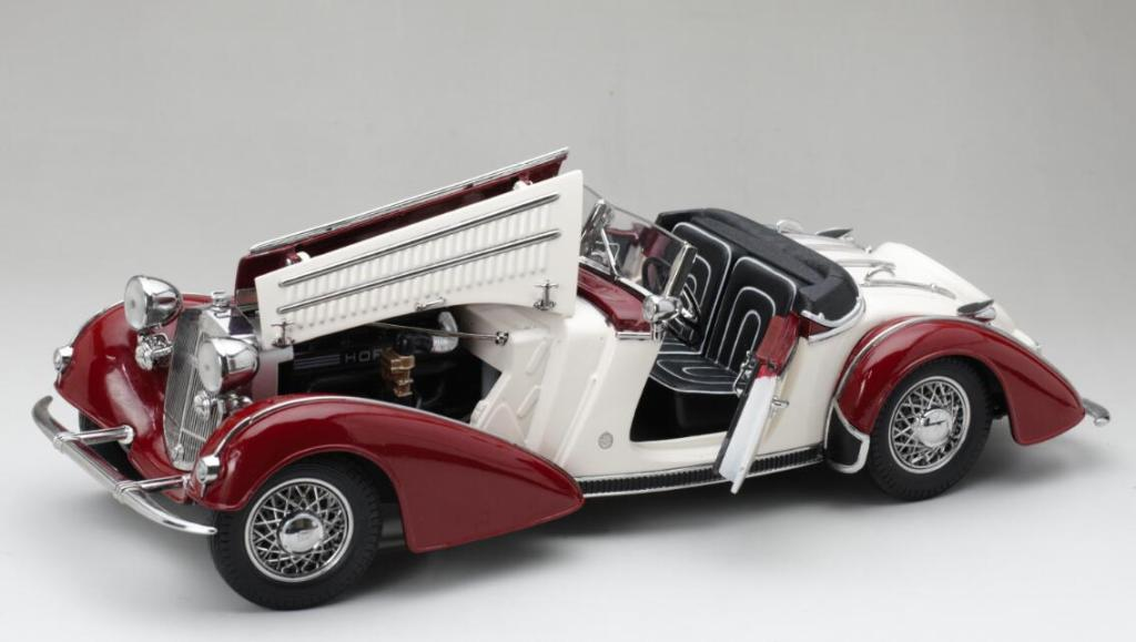 1/18 Horch 855 SunStar 2406 ouvrants