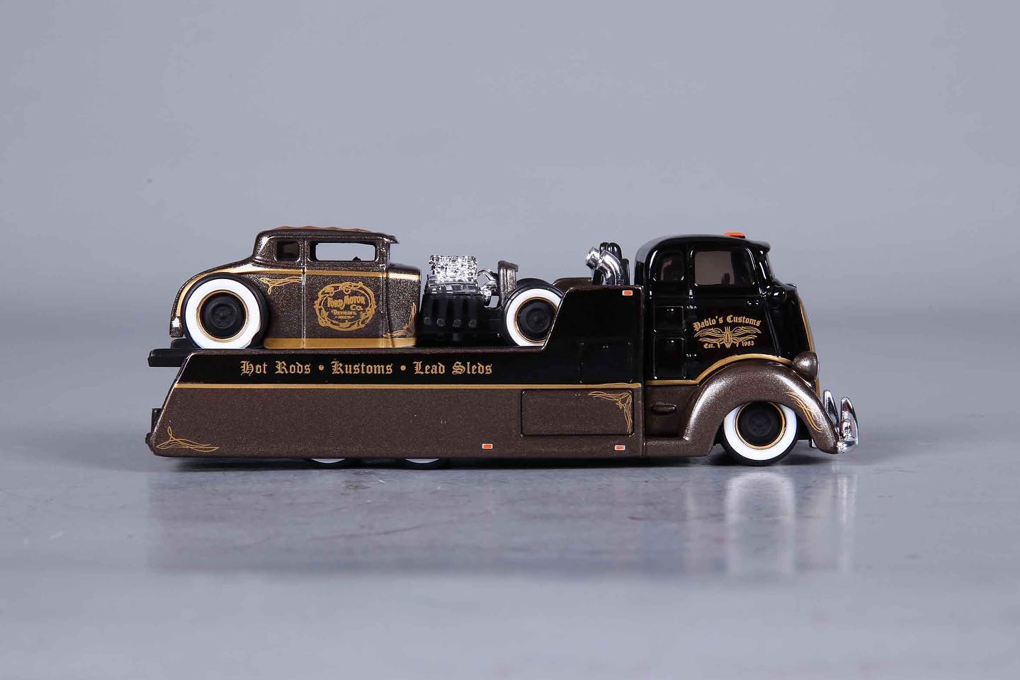 Elite Transport Hot Rod Maisto 1/64