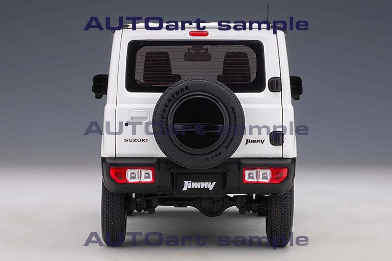 1/18 Suzuki Jimny AUTOart arrière