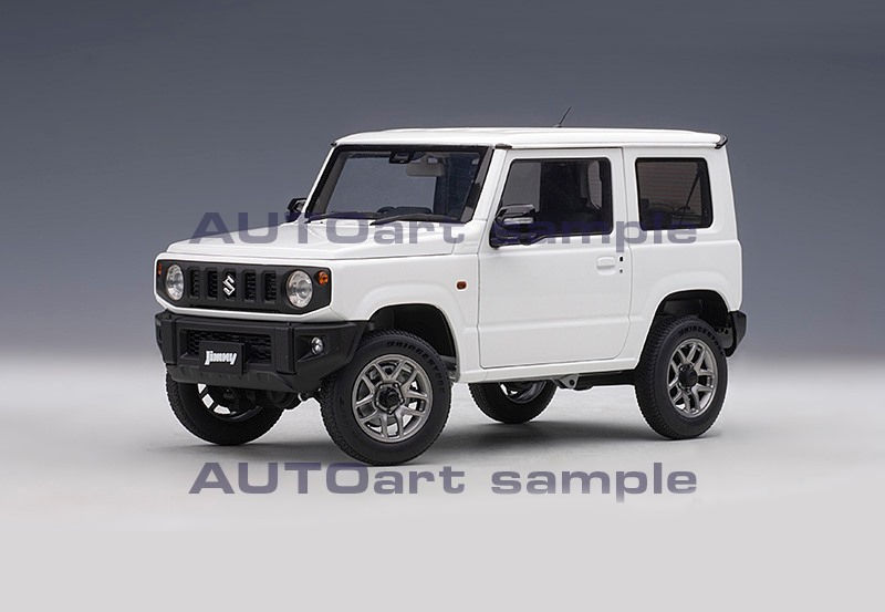 1/18 Suzuki Jimny AUTOart 2020