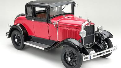 Photo de 1/18 : La Ford Model A arrive chez Sun Star