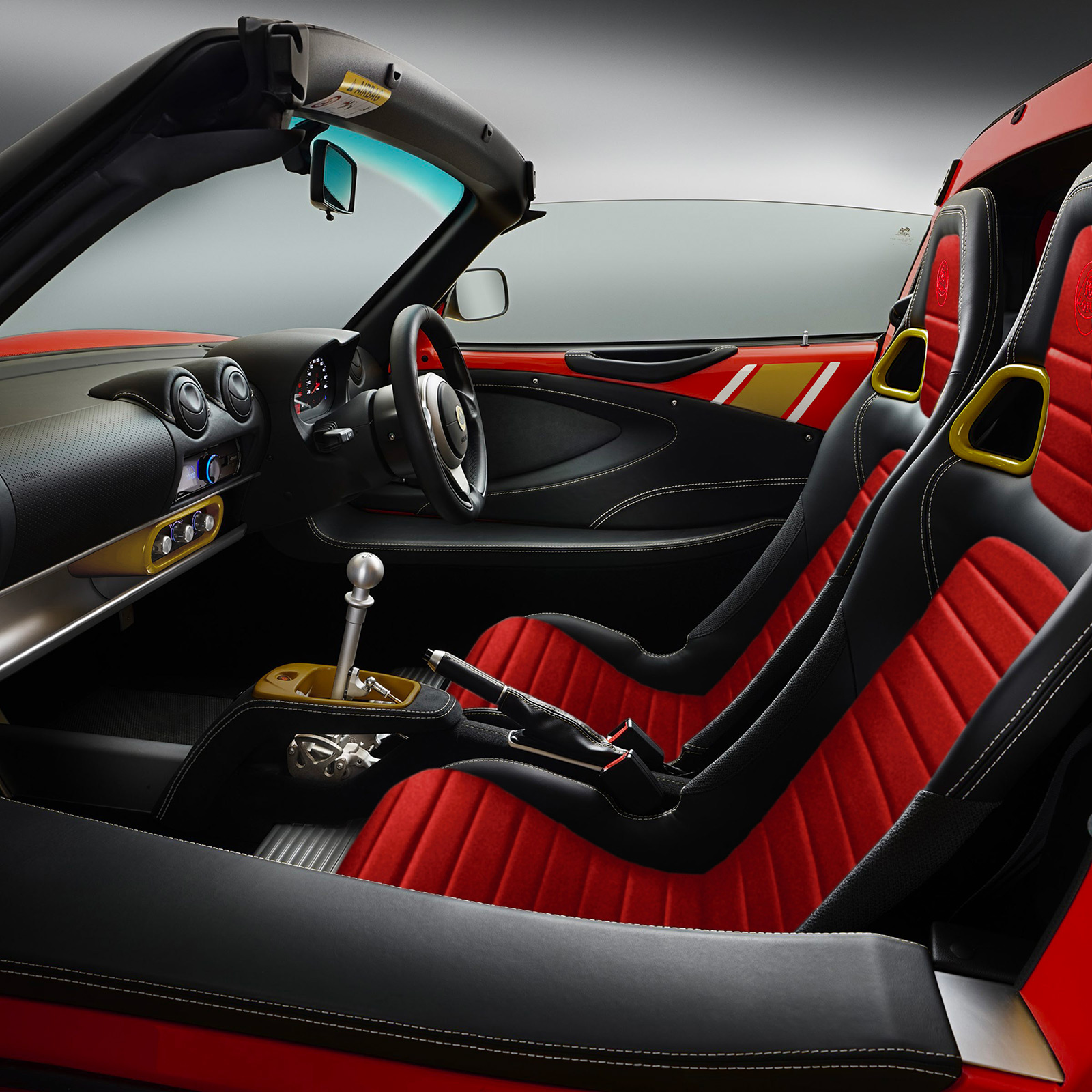 Lotus Type 49B intérieur