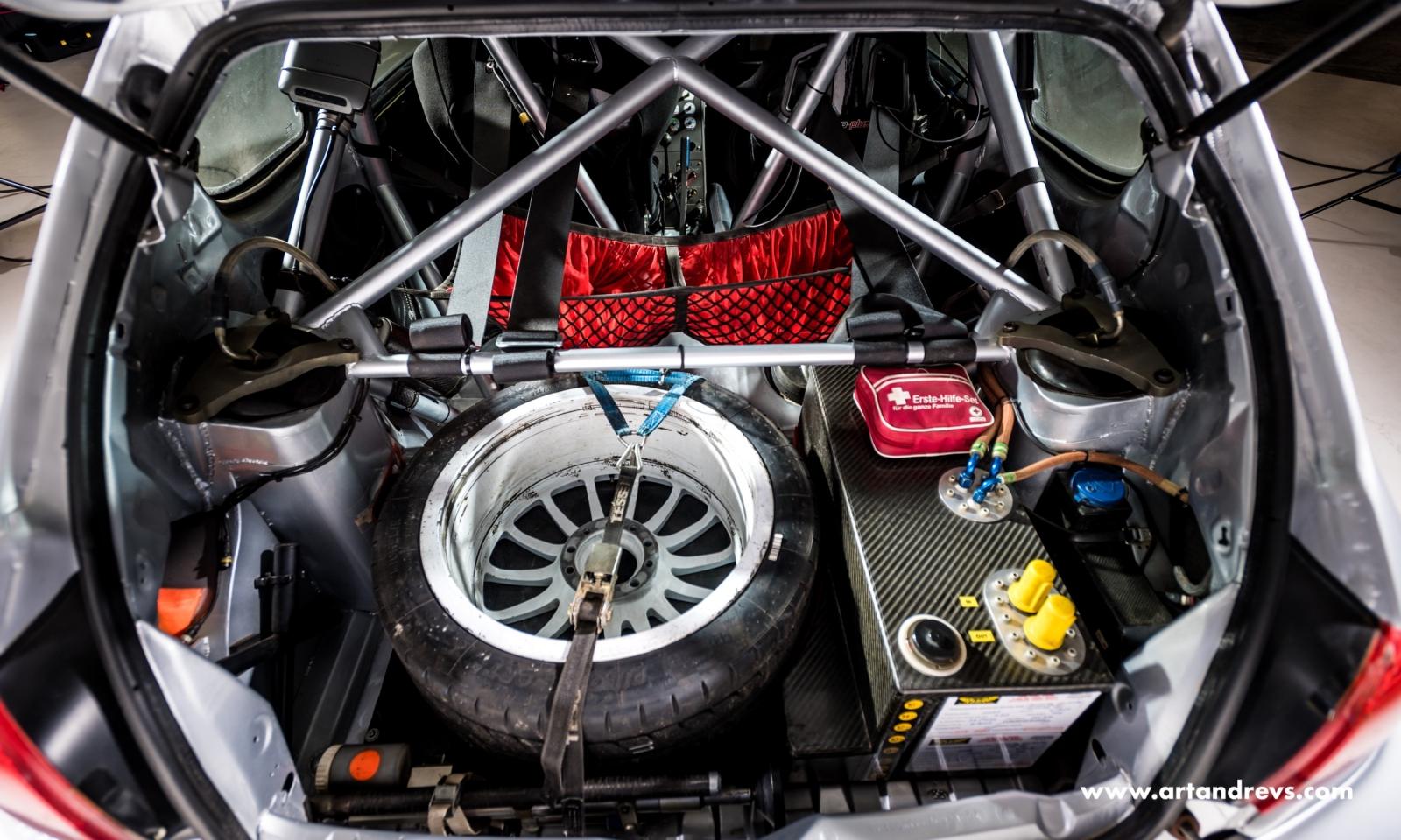 Peugeot 206 WRC Gronholm
