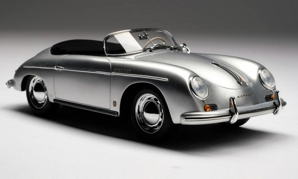 1/18 Porsche 356 A Speedster by Amalgam