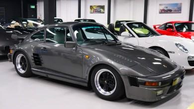 Photo of Une Porsche 911 (930) Turbo SE est à vendre…